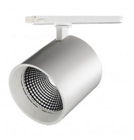 LED Railverlichting DiabloL 30W Wit 4000K