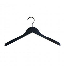 Hanger soft touch rustic 45/4 cm