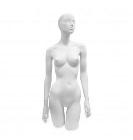 Gebruikte torso dame 3/4 model met hoofd