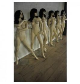 realistische Dames etalagepoppen van exclusief A-merk normaal 690 euro p.st!!!