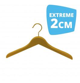 Hanger gold Helena 44 cm Extreme 2cm Dik