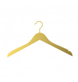 Hanger gold Helena 44 cm