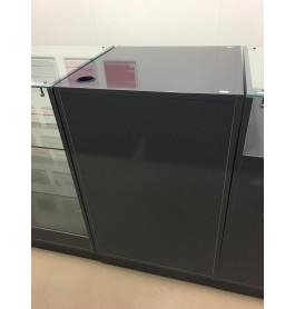 toonbank 60 cm breed grijs C-PEK-006