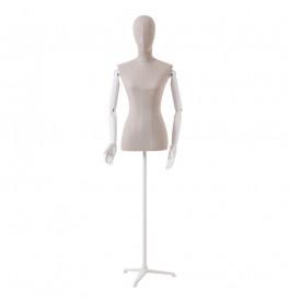 Vintage 1/2 torso dame FG02
