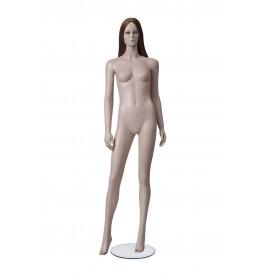 Realistisch etalagepop dame huidkleurig JANE01-S