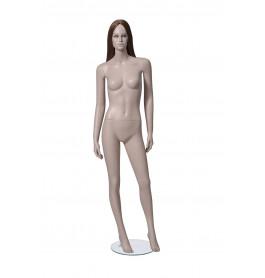 Realistisch etalagepop dame huidkleurig JANE04-S