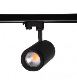 LED Railverlichting Easy Focus 15W Zwart