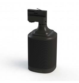 Pontis 3-faserail audio adapter in zwart inclusief Sonos