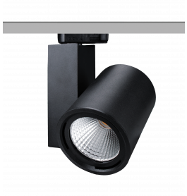 Mercato LED tracklight 3000Lm 3000K Black