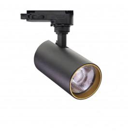 LED Railverlichting Meteora S Zwart