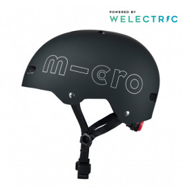 Micro ABS Helmet Black M
