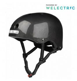 Micro Classic Helm black LED