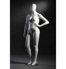 Plus size faceless etalagepop Gruppo Corso model Mona03