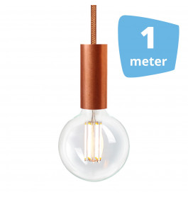1X NUD Aqua Copper Series  Railverlichting + 1M Rails
