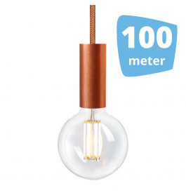 100X NUD Aqua Copper Series  Railverlichting + 100M Rails