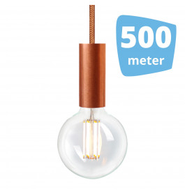 500X NUD Aqua Copper Series  Railverlichting + 500M Rails
