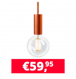 NUD Aqua Copper Series  Railverlichting