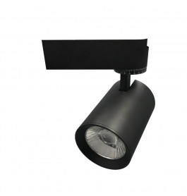 LED spot Eos Philips zwart