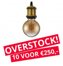 LED Railverlichting Horeca Craft Gold 10 STUKS!