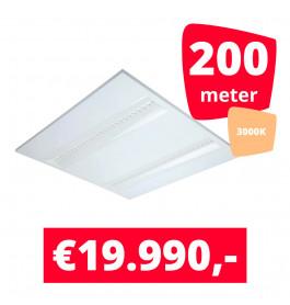LED Panel NLO Wit 3000K 200 panelen