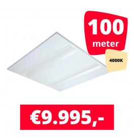 LED Panel NLO Wit 4000K 100 panelen