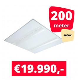 LED Panel NLO Wit 4000K 200 panelen