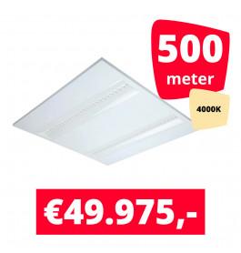 LED Panel NLO Wit 4000K 500 panelen