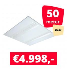 LED Panel NLO Wit 4000K 50 panelen