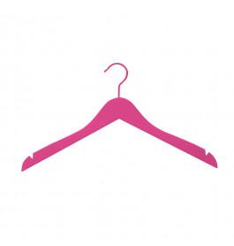 Hanger pink Helena 44 cm