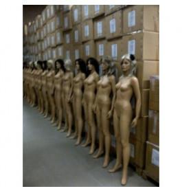realistische Damesfiguren van exclusief A-merk incl pruik