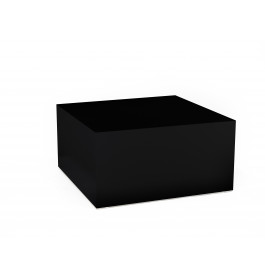 Zwart podium 50 x 50 x 25 cm B-BKP-004_BLACK