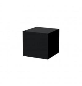 Zwart glossy podium 50 x 50 x 50 cm B-BKP-009_BLACK