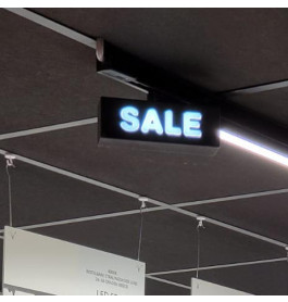 """LED-Sign """"SALE"""""""