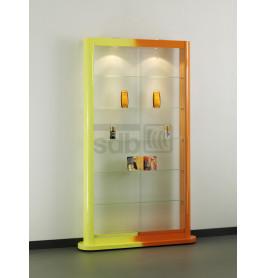 Speciale vitrinekast Senza | RAL kleur naar keuze 112CM