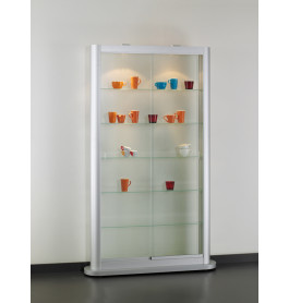 Speciale vitrinekast Senza | RAL naar keuze 111 CM