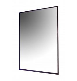 Zwart frame met spiegel - 1488 x 1984 mm