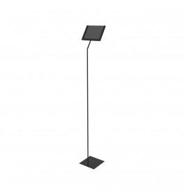 Display A6 op voet zwart ST0003V21