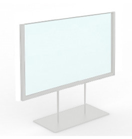 Display laag A5 wit liggend ST0040_displaylow_white_a5
