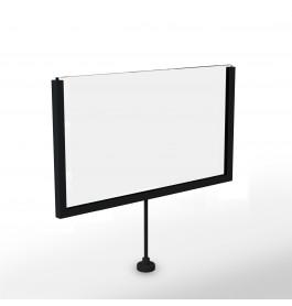 Display A5 magnetisch zwart ST0044-A5_zwart