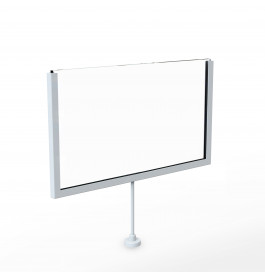 Display A5 magnetisch wit ST0044-A5_wit