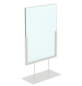 Display laag A4 wit staand ST0045_displaylow_white_a4