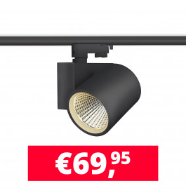 LED Railverlichting Stella Black