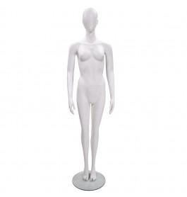 Faceless etalagepop dame merk Gruppo Corso OPW2 wit