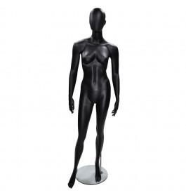 Faceless etalagepop dame merk Gruppo Corso OPW5 zwart
