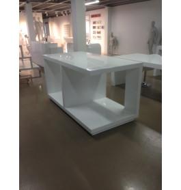 Glossy tafel showroommodel