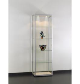 Special vitrinekasten Jet Set H60 Chroom | 60 cm