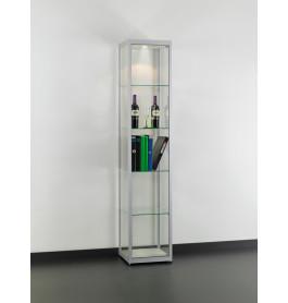 Special vitrinekasten Jet Set H40 zonder opties | 40 cm
