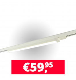 LED Railverlichting TL Linear White spot 120 cm breed !