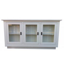 Nieuwe toonbanken van 200 cm met vitrineglas