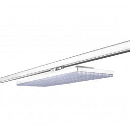LED Railverlichting Turbo Plate Panel Wit 4000K